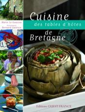 Cuisine des tables d'hotes de Bretagne