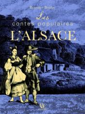 Les contes populaires de l'Alsace - Couverture - Format classique