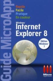 Internet Explorer 8 ; édition Windows 7