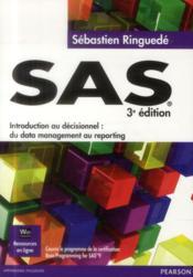 Sas, 3e Edition - Couverture - Format classique