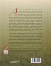 Le monde enchanté des esprits de la nature - 4ème de couverture - Format classique