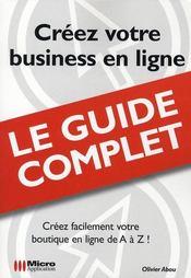 Créez votre business en ligne. créez facilement votre boutique en ligne de A à Z !