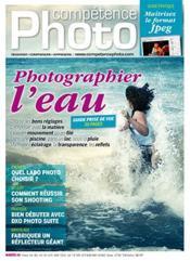Competence Photo N.45 ; Photographier L'Eau - Couverture - Format classique