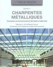 Charpentes Metalliques-Traites De Genie Civil Volume 11