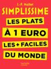 Livres - Simplissime ; les recettes à 1 euro les + faciles du monde