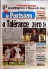 Presse - Parisien Edition Des Hauts De Seine(Le) N°19018 du 31/10/2005