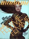 Presse - Madame Figaro N°13081 du 20/09/1986