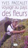 Livres - Voyage au pays des fleurs