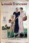 Presse - Mode Francaise (La) N°32 du 11/08/1935