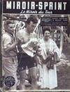 Presse - Miroir Sprint N°422 du 12/07/1954
