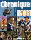 Livres - Chronique de l'année 2008
