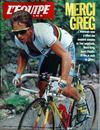 Presse - Equipe Magazine (L') N°461 du 21/07/1990