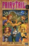 Livres - Fairy tail t.5