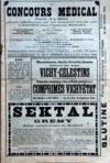 Presse - Concours Medical (Le) N°8 du 23/02/1908