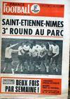 Presse - France Football N°1252 du 31/03/1970