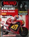 Presse - Moto Journal N°646 du 29/03/1984