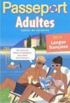 Livres - PASSEPORT ; adultes ; spécial langue française (édition 2011)