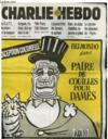 Livres - Charlie Hebdo N°69 - Exception Culturelle : Belmondo Dans Paire De Couilles Pour Dames