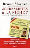 Livres - Journalistes à la niche ? de Pompidou à Sarkozy