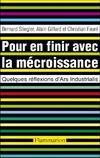 Livres - Pour en finir avec la mécroissance ; quelques réflexions d'Ars Industrialis