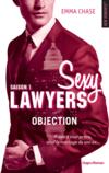 Livres - Sexy Lawyers T.1 ; Objection
