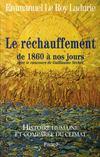 Livres - Histoire humaine et comparée du climat t.3 ; le réchauffement de 1860 à nos jours