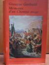 Livres - Mémoires d'un chemise rouge.