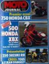 Presse - Moto Journal N°647 du 05/04/1984