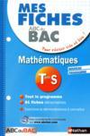 Livres - Mes Fiches Abc Du Bac T.8 ; Mathématiques ; Terminale S