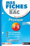 Livres - MES FICHES ABC DU BAC T.9 ; physique ; terminale S