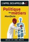 Livres - Politique des métiers