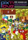 Livres - PIX'N LOVE N.22 ; wonder boy