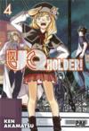 Livres - UQ holder ! T.4