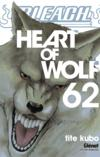 Livres - Bleach t.62 ; heart of wolf