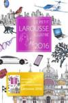 Livres - Le petit larousse illustré (édition 2016)