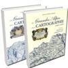 Livres - Les Grandes Alpes dans la CARTOGRAPHIE, 1482 - 1885 ; Volumes 1 & 2