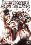 Livres - L'attaque des titans T.11
