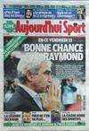 Presse - Aujourd'Hui Sport N°102 du 13/02/2009