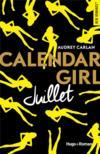 Livres - Calendar Girl ; juillet