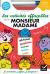 Livres - Les activités effaçables avec les Monsieur Madame ; grande section
