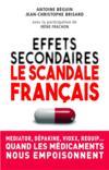 Livres - Effets secondaires ; le scandale français