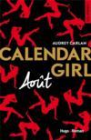 Livres - Calendar Girl ; août