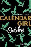 Livres - Calendar girl ; octobre