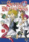 Livres - Seven deadly sins t.8