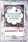Livres - Le ministère du bonheur suprême
