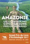 Livres - Amazonie ; les 12 travaux des civilisations précolombiennes