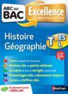 Livres - Abc Du Bac Excellence T.10 ; Histoire-Géographie ; Terminale Es-L