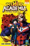 Livres - My hero academia T.1 ; Izuku Midoriya : les origines