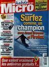 Presse - Micro Hebdo N°351 du 06/01/2005