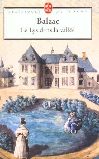 Livre - Le Lys Dans La Vall U00e9e